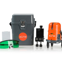Levelling/Surverying Equipment Product Photography